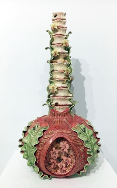 Bonnie Seeman, 'Large Vase Form ', 2012