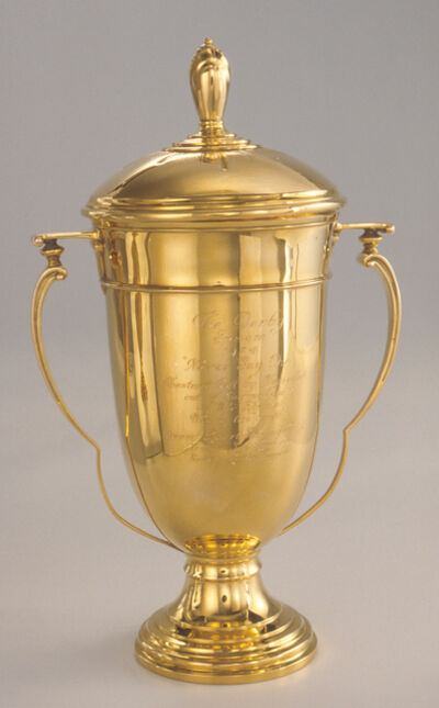 Goldsmiths & Silversmiths Co Ltd, 'Two-Handled Cup and Cover', 1936-1937