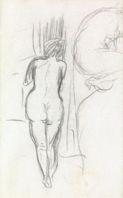 Pierre Bonnard, 'Nus: Deux Positions.', circa 1915-1920