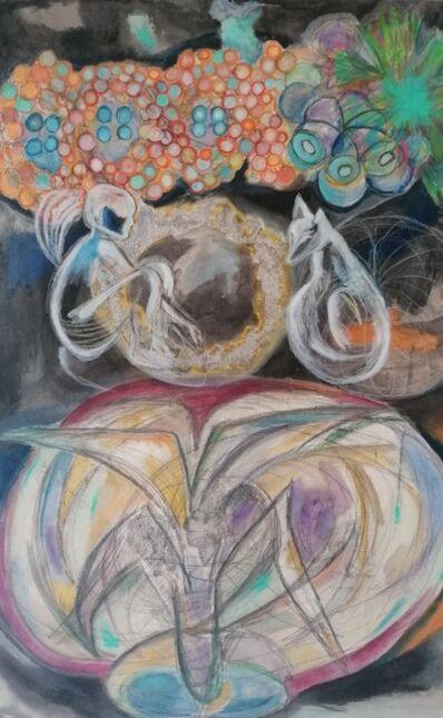 Costanza Chia, 'Dust, Water, Air, Fire  ', 2020