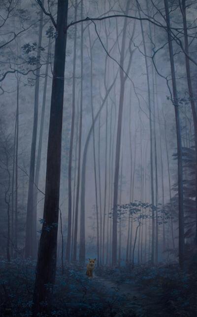 Dana Hawk, 'In the Woods', 2017