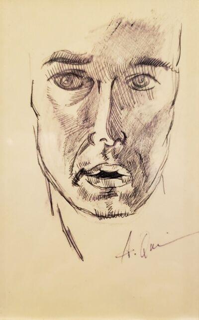 Anthony Quinn, 'Marlon Brando', 1952