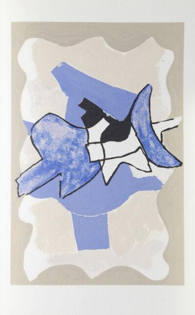 Georges Braque, 'I from La Nuit - La Faim', 1960
