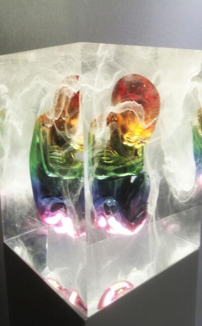 Alexandre Nicolas, 'Rainbow Foetus', 2019