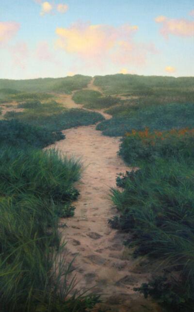 Scott Prior, 'Path in the Dunes', 2018