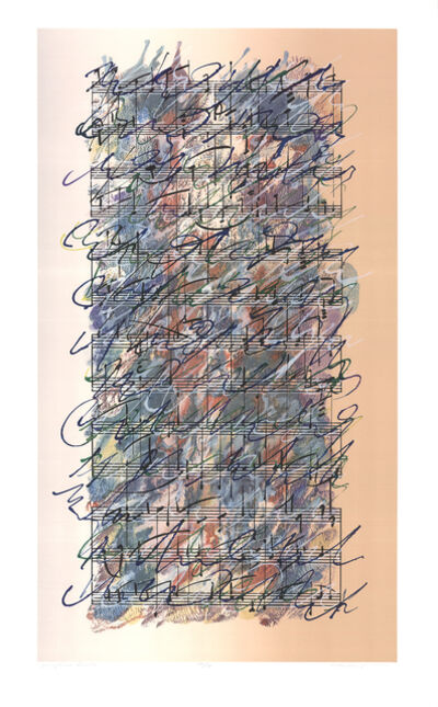 Marcus Uzilevsky, 'Springtime Sonata', 1989