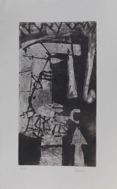 Geoffrey Clarke, 'Warrior's Head', 1956