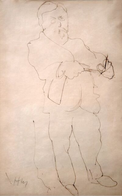 Henri Matisse, 'Self-Portrait', 1900