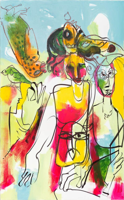 Alakananda Mukerji, 'Untitled 4'