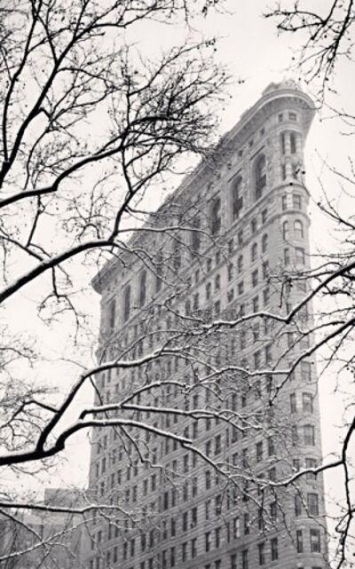 Michael Kenna, 'Flatiron Building, Study 2, New York, USA', 2003