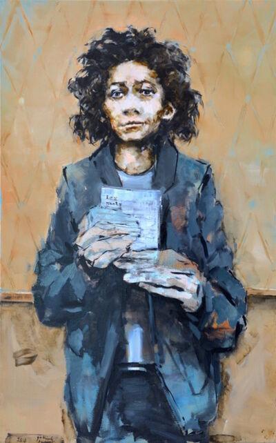 Gabriel Schmitz, 'Les Mots'