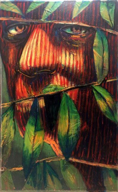 Frank Hyder, 'Leafman ', 1999