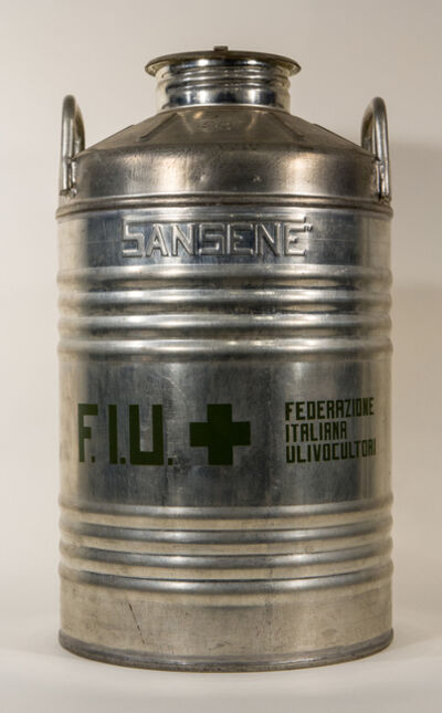 Joseph Beuys, 'Oil Can F.I.U. (Ölkanne F.I.U.)', 1980