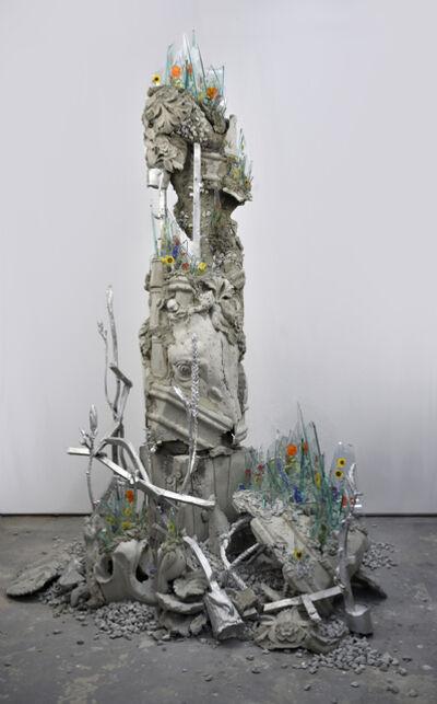 Nicholas Crombach, 'Garden Wall', 2021