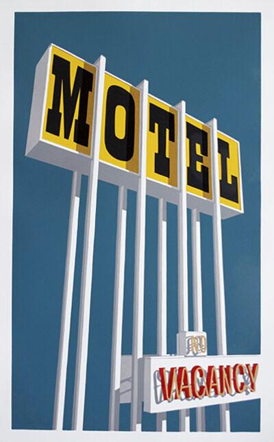 Dave Lefner, 'The Skyview Motel', 2020