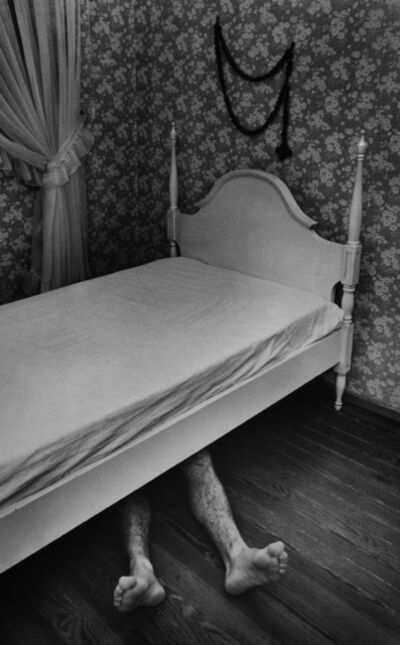 Marcos López, 'Feet under the bed | Pies debajo de la cama', 1978