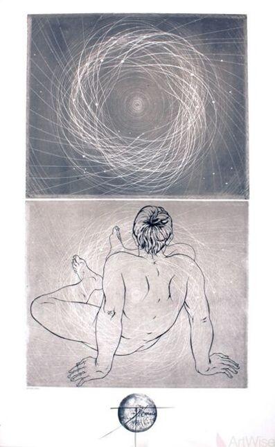 Pierre-Yves Trémois, 'Man and Constellation', 1973