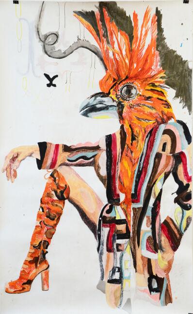 Charlotte Schleiffert, 'Madame Delaunay', 2018