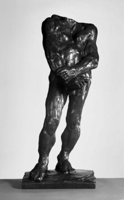 Auguste Rodin, 'Balzac, Second Study for Nude F', 1896