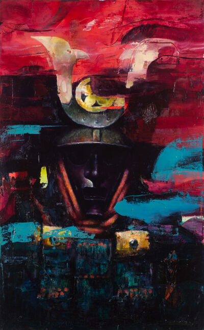 Audun Grimstad, 'Mask I', 2017