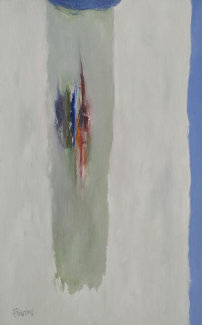 Theodoros Stamos, 'Sentinel III A', 1960-1965