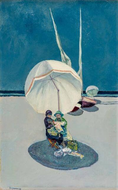 Renzo Vespignani, 'Marina', 1952