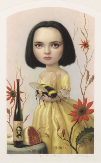 Mark Ryden, 'Christina Ricci', 2005