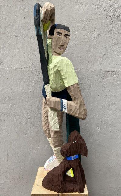 Charlie Roberts, 'Tennis Player', 2021