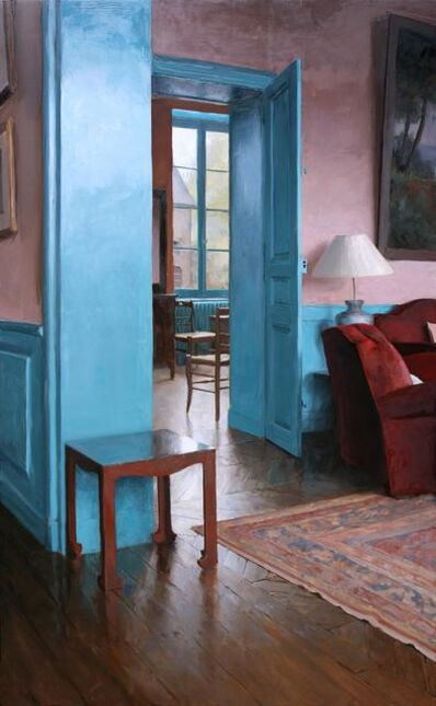 Kenny Harris, 'Parlor to Foyer II'