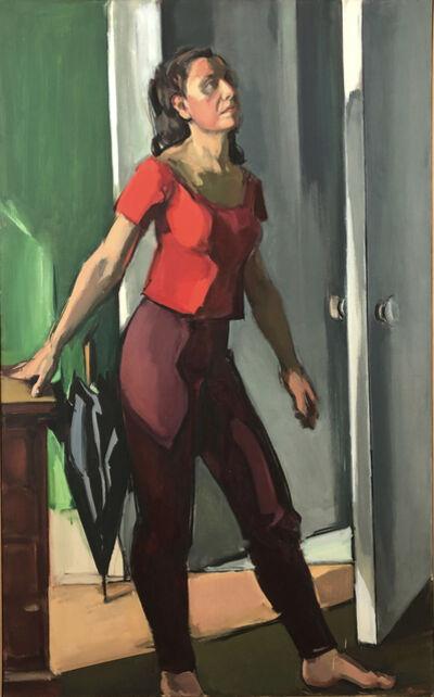 Monica Bernier, 'Woman Before an Open Door', 1983