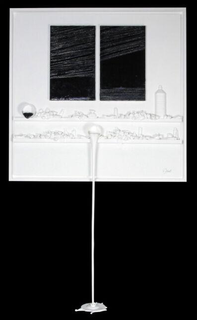Paul Sibuet, 'Flow 90 - Hommage à Soulages', 2019