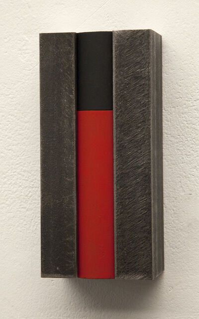 Cedric Christie, 'People of Colour (Red/Black), ', 2012