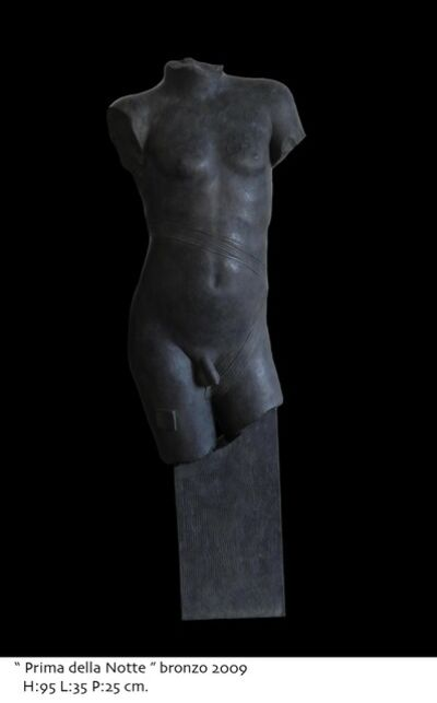 Igor Mitoraj, 'Prima della Notte', 2009