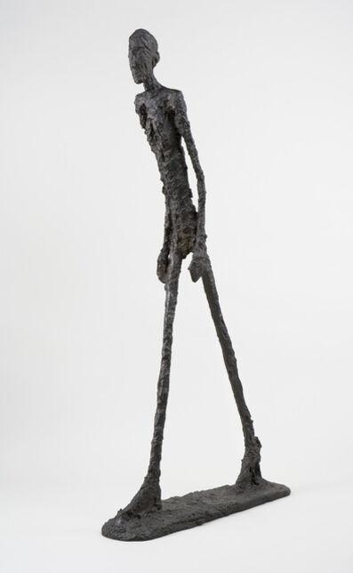 Alberto Giacometti, 'Walking Man (Homme qui marche I)', 1960