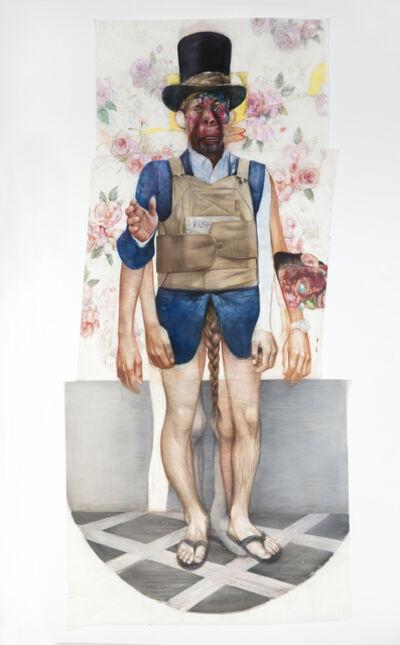 Geoffrey Chadsey, 'Kushn', 2017