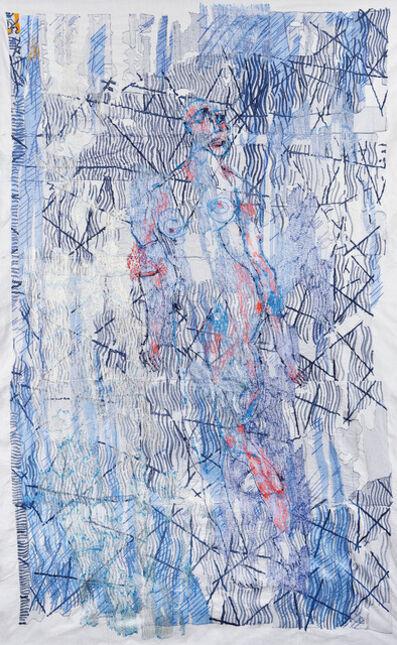 Alice Kettle, 'Sea Figure - Island', 2016