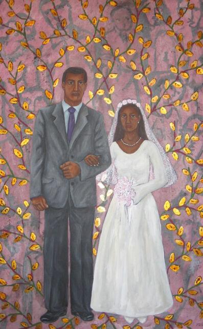 Rim El Jundi, 'A Wedding Photo to Remember', 2015