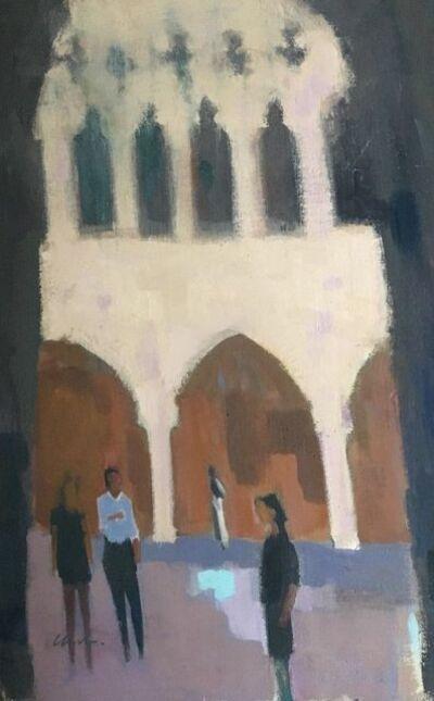Michael Clark PAI RSW, 'St Marks, Venice', 2019