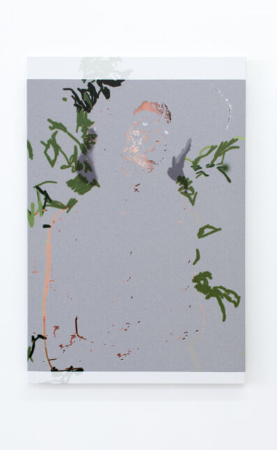 Joshua Citarella, 'Fashion Painting VI', 2016