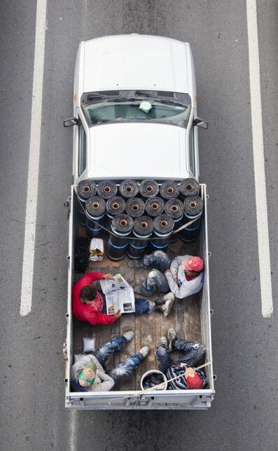 Alejandro Cartagena, 'Carpoolers #46', 2012