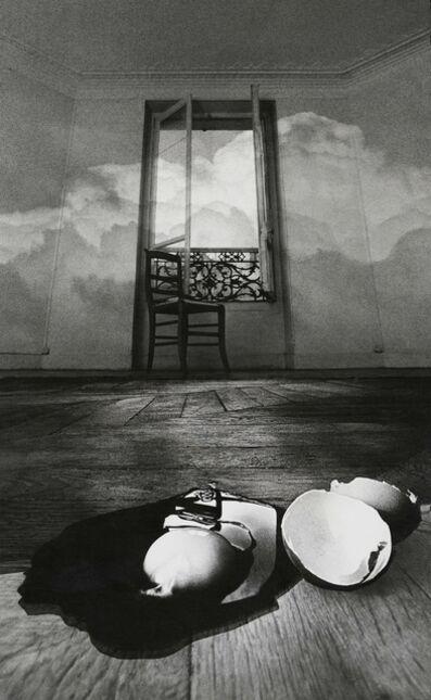 Michel Hosszu, 'L'OEUF', 1972