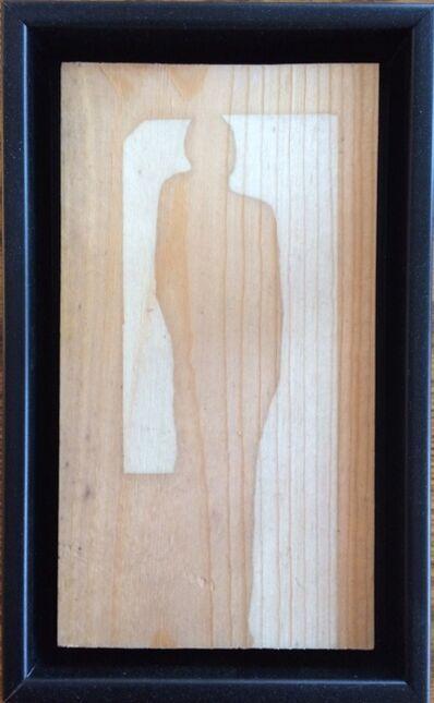 Peter von Tiesenhausen, 'Sunlight on wood', 2017