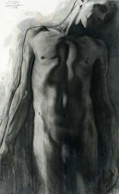 Ernest Pignon-Ernest, 'Ecce Homo VI', 2012