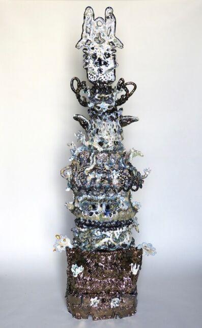 Saraï Delfendahl, 'Totem', 2019
