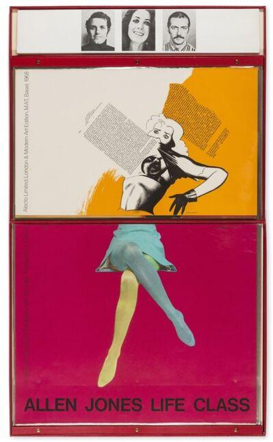 Allen Jones, 'Life Class (Lloyd 48 A-G)', 1968