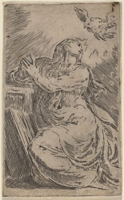 Francesco Mazzola, called Parmigianino, 'The Annunciation'