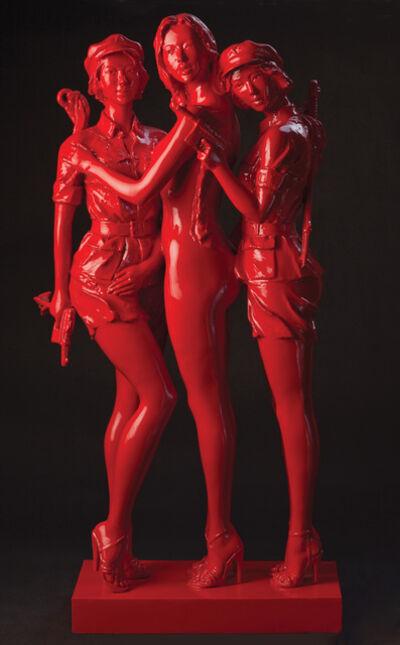 Huang Gang, 'Sisters', 2008