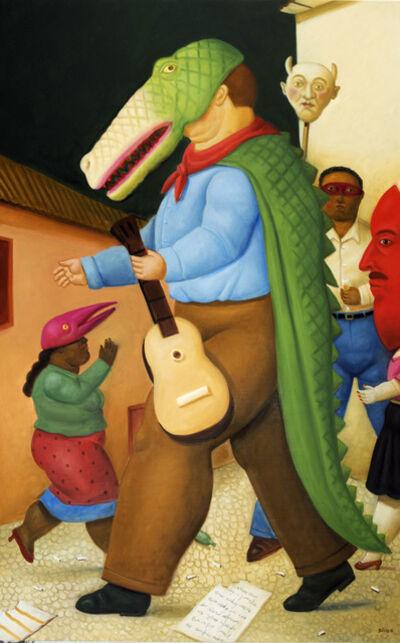 Fernando Botero, 'Carnival', 2016