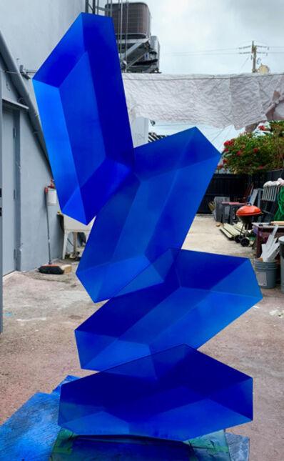 Rafael Barrios, 'Nimbus Prisms  1/1', 2019