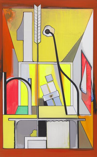 Thomas Scheibitz, 'Studio Imaginaire', 2014